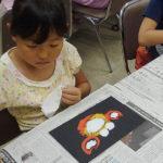 NHK文化センター梅田教室 チョークアート体験レッスンレポート